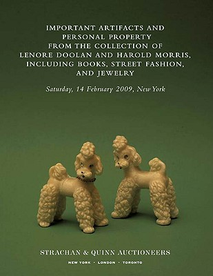 Important Artifacts and Personal Property from the Collection of Lenore Doolan and Harold Morris, Including Books, Street Fashion, and Jewelry By Shapton, Leanne