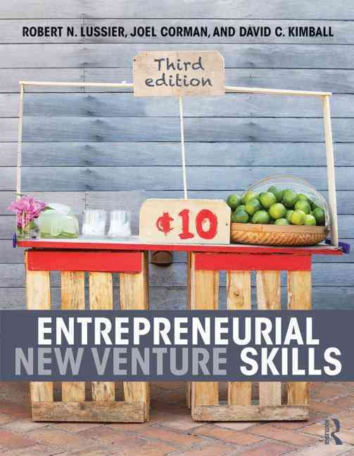 Entrepreneurial New Venture Skills By Lussier, Robert N./ Corman, Joel/ Kimball, David